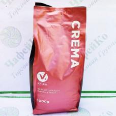 Кава Valeo Rossi Crema Крема 1кг зерно 40% араб. / 60% роб. (10)
