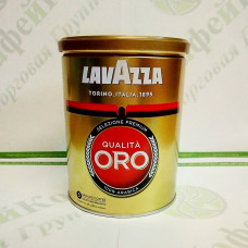 Кава Lavazza Qualita Oro 250г араб 100% мелений