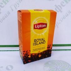 Чай Lipton Royal Island 80г чорний (12)