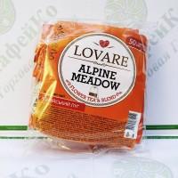 Чай Lovare Альпийский луг 50*1,5г травяной (9)