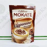Капучіно Mokate Caffetteria Renato Bonni, бельгійський шоколад, 110 г (10)
