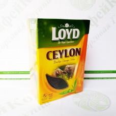 Чай листовий LOYD Ceylon Orange Pekoe 80г (10)