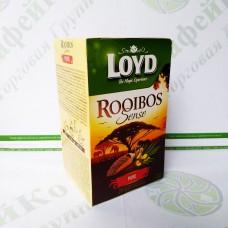 Чай в пакетиках Loyd Rooibos Pure Sense, 2г*20шт. (8)