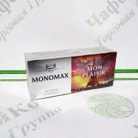 Чай Мономах Mon Plaisir Монплезир 25*1,5г чорн. (18)