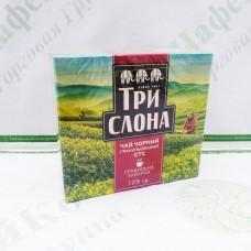Чай Три слона СТС чорний 125г (16)