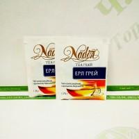 Чай Nadin Ерл грей чорний.+зел. 24*1,75 г