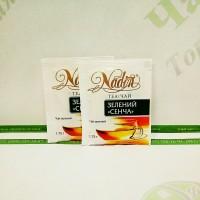 Чай Nadin Сенча зел. 100*1,75 г (12)