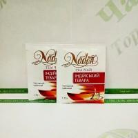 Чай Nadin Індійський тевара черн. 100*1,75 г (12)