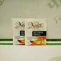 Чай Nadin Весенний цветок зел. 100*1,75г (12)
