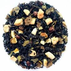Чай ваговий TEASTAR обліпиха апельсин 500г