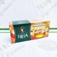 Чай Принцеса Ява Зелений з Полуниця 25 * 1,5г