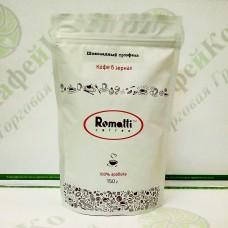 Кофе TM Romatti Шоколадный трюфель 150г зерно
