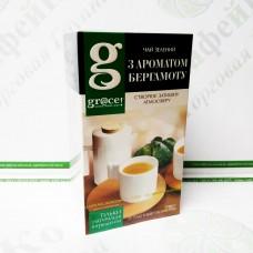 Чай Grace Бергомот зел. 25*2г (12)