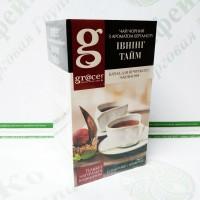 Чай Grace Івнінг тайм чорн. 25*2г (12)