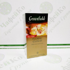 Tea Greenfield Cloud Floral Chinese Oolong with aromatic. elderberry 25 * 1.5 g (10)