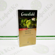 Чай Greenfield Spirit Mate трав'яний з ароматом лайма 25 * 1,5 г (10)