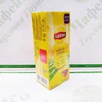 Чай Lipton Taste of London чорний c бергамотом 25 * 2 (16)
