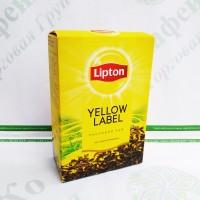 Чай Lipton Yellow Label 80г черный (16)