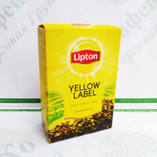 Чай Lipton Yellow Label 80г чорний (16)