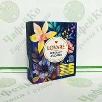 Чай Lovare Набір Чорний бергамот 4 * 8 по 2г (7)