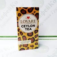 Чай Lovare Цейлон 24*2г чёрный (18)