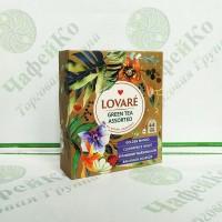 Чай Lovare Набір Зелений асорті 4 * 8 по 2г (7)