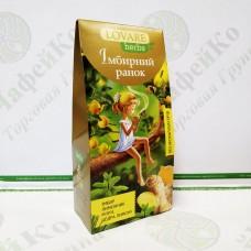 Чай Lovare Имбирное утро 20*1,8 г травяной пирамидки(18)