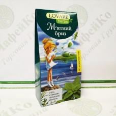 Чай Lovare М'ятний бриз 20*1,8 г трав'яний, пірамідки(18)