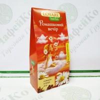 Чай Lovare Ромашковий вечір 20*1,8 г квітковий, пірамідки(18)