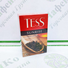 Чай TESS Sunrise Санрайз чорн. 80г(15)