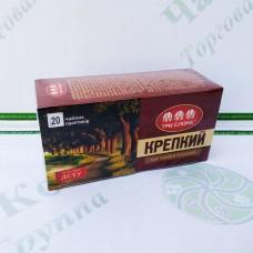 Чай Три слона Міцний чорн. 20*1,5г б/н (36)