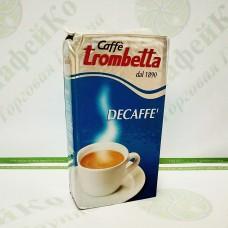 Кофе Trombetta Decaffè 250г без кофеина 50% араб./50% роб. (20)