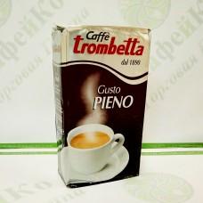 Кава Trombetta Gusto Pieno 250г 40% араб./60% роб. (20)