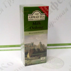 Чай Ахмад Milk Oolong Молочный Оолонг 25*1.8г (16)