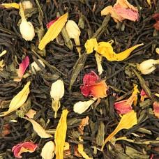 Чай 1001 ніч (композиційний чай) чорний + зелений 0,5кг