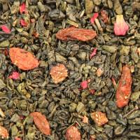 Чай Зелений з ягодами годжі 0,5кг