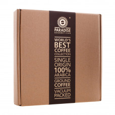 Кава Paradise Набір world's Best Coffee Collection 8*125г (3)