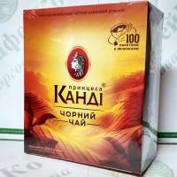 Чай Принцеса Канді Пакетований чорн. 100*2г (6)