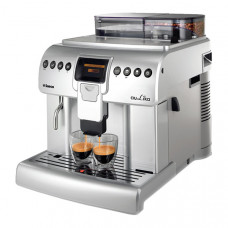 Coffee machine Saeco Aulika Focus Silver