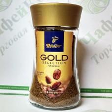 Кава Tchibo Gold Selection сублімована 100г (6)