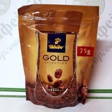 Кава Tchibo Gold Selection сублімована 75г (14)