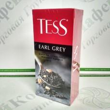 Чай TESS Earl Grey Эрл Грей черн. 25*1,8г (24)