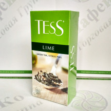 Tea TESS Lime green 25*1,5g (24)