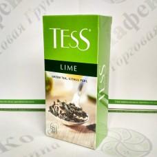 Чай TESS Lime Лайм зел. 25*1,5г (24)