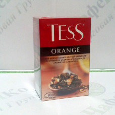 Tea TESS Orange black 90g (15)