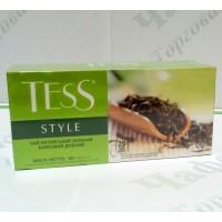 Чай TESS Style Стайл зел. 25*2г (24)