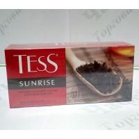 Чай TESS Sunrise Санрайз чорн. 25х1,8г (24)
