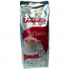Кава Trombetta Classico 1кг 60% араб./40% роб. (12)