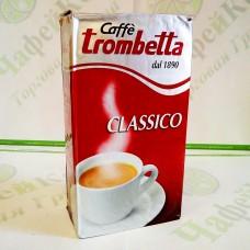 Кава Trombetta Classico 250г 60% араб./40% роб. (20)