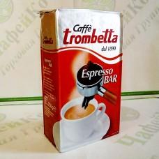 Кофе Trombetta Espresso Bar 250г 80% араб./20% роб. (20)